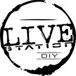 logo restaurant Livestation DIY >à Lyon