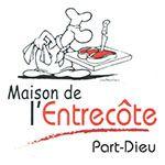 Le restaurant Maison de l'Entrecôte Part-Dieu à Lyon recommandé