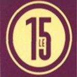 logo restaurant Péniche Le Quinze - Le 15 >à Lyon