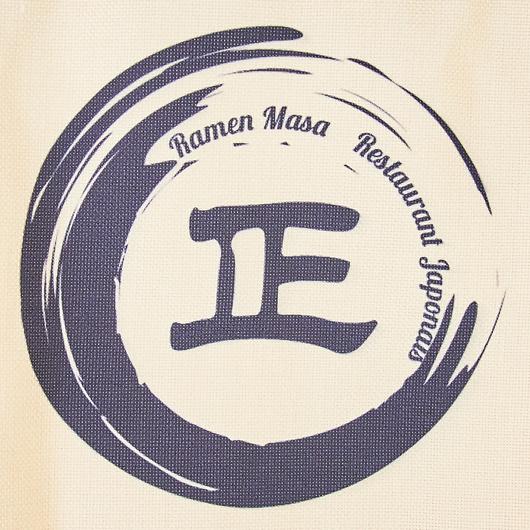 logo restaurant Ramen masa >à Lyon