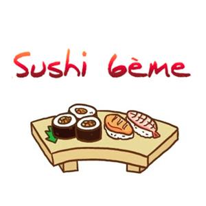 logo restaurant Sushi 6ème >à Lyon