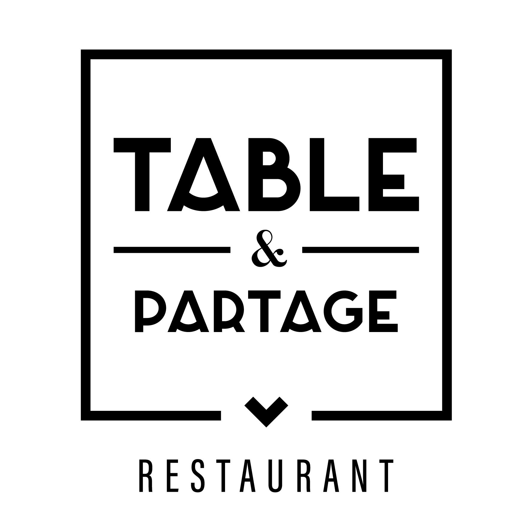 logo restaurant Table et Partage >à Lyon