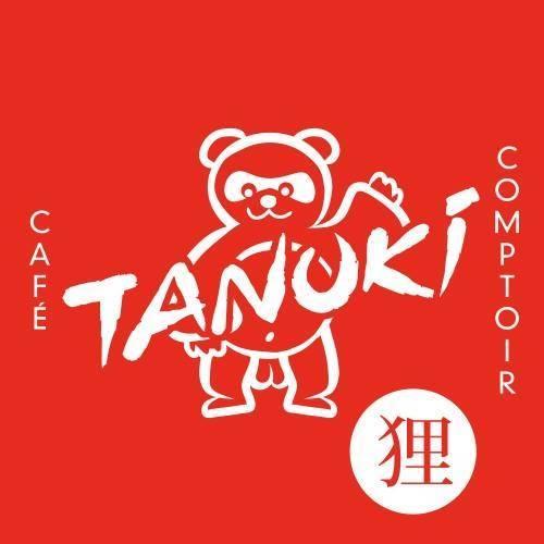 logo restaurant Tanuki Café Comptoir >à Lyon