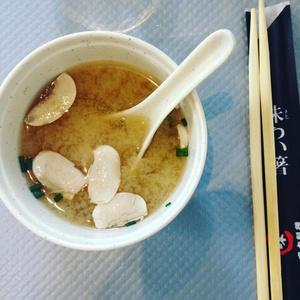 02 Ahika restaurant japonais lyon 8 soupe miso Ahika