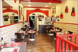 1 salle ensemble restaurant italien pizza pizzeria lyon al dente Al Dente Vieux Lyon
