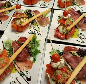 All Fred s tomate mozza All Fred's