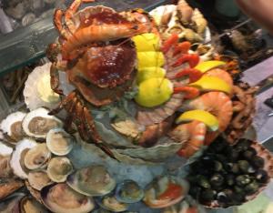 03 huitres coquillages Lyon restaurant Assiette et maree Assiette et Marée