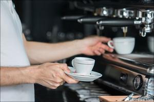 90007 ambiance cafe au bord de l eau restaurant decines Au bord de l'eau