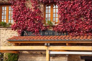 0 facade restaurant monts du lyonnais thurins auberge de la cote Auberge de la Côte