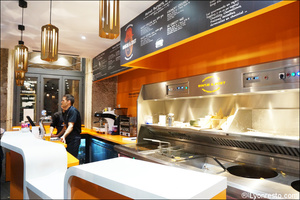 2 salle cuisine restaurant bintje zoet friterie belge lyon selection Bintje & Zoet