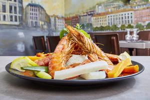 004 Bistro Pizay restaurant typique autentique Lyon Opera Bistro Pizay