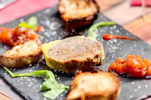 044 Bistro Pizay foie gras Bistro Pizay