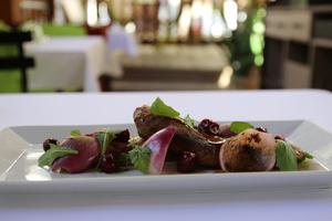 00003 Plat Bistrot des Maquignons restaurant Lyon Bistrot des Maquignons