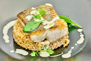 0003 poisson Bistrot des Maquignons Lyon restaurant Bistrot des Maquignons