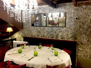 0004 Bistrot des Maquignons Lyon restaurant Guillotiere Bistrot des Maquignons