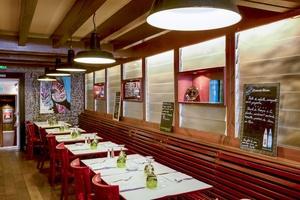 014 salle interieur bistrot des maquignons Lyon Restaurant Bistrot des Maquignons
