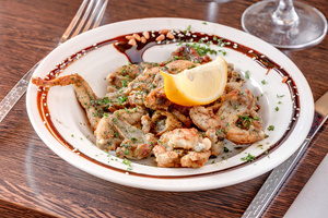 02 grenouilles restaurant Bistro Jul Lyon vue panoramique Lyonresto Bistrot Jul'