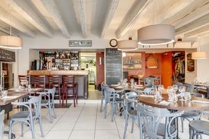 03 salle restaurant Vieux Lyon Bistrot Jul  Bistrot Jul'