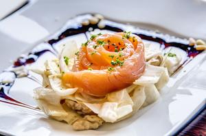 12 plat restaurant Vieux Lyon Bistrot Jul  Bistrot Jul'