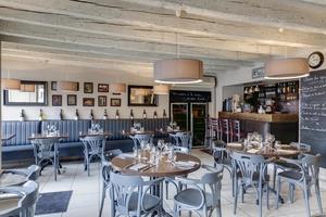2 salle restaurant Vieux Lyon Bistrot Jul  Bistrot Jul'