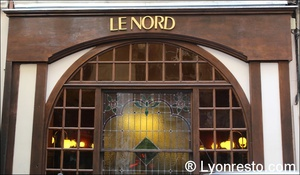 1 brasserie Le Nord Restaurant Lyon Exterieur Brasserie le Nord