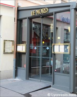 2 brasserie Le Nord Restaurant Lyon Exterieur Brasserie le Nord