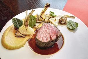 042 viande BRG restaurant crowne plaza cite internationale lyonresto BRG Bistrot Rive Gauche