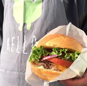 Burger  Wells burger Burger & Wells