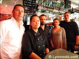 1 Equipe cafe marguerite  Café Marguerite