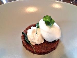 003 dessert Cafe Sillon Lyon restaurant Guillotiere Mathieu Rostaing Tayard Café Sillon