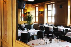 5 salle miroir restaurant lyon carre saone selection Carré Saône