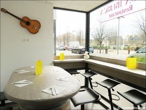 5 comptoir vitrine restaurant casa ibercai cuisine espagnole portuguaise iberique lyon Casa Iberica