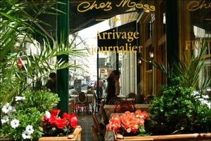 6 terrasse Chez Moss