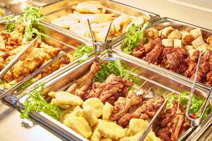 04 Cocoo  Bourgoin buffet brochette Cocoo - Bourgoin