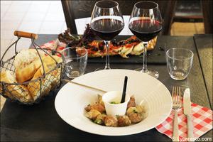 73escargots plat comptoir 113 restaurant lyon Comptoir 113