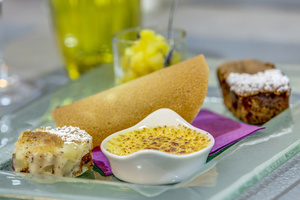 006 Comptoir Jayet restaurant Jean Mace dessert cafe gourmand Comptoir Jayet