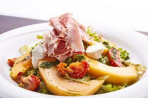 02 salade estivale F B City  Food and Beverage Lyon Lyonresto restaurant resto F&B City - Food and Beverage