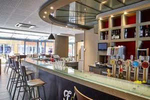 03 F B City  Food and Beverage bar restaurant Lyon cite internationale palais des congres F&B City - Food and Beverage