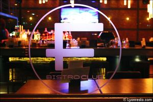 95 logo f restaurant bar dansant festif f and k bistroclub lyon F&K Bistroclub