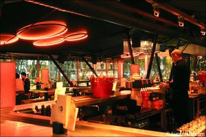 97 derriere bar l restaurant bar dansant festif f and k bistroclub lyon F&K Bistroclub