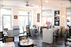 01 salle ensemble fabrice moya restaurant lyon gastronomique Fabrice Moya