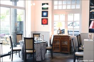 05 salle deco fabrice moya restaurant lyon gastronomique Fabrice Moya