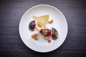 02 foie gras Flair restaurant Lyon gastronomie cuisine fusion Flair