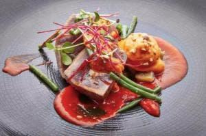 04 thone Flair restaurant Lyon gastronomie lyonresto Flair
