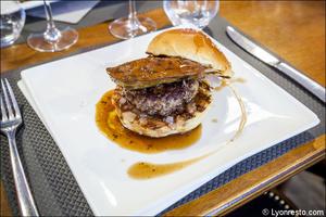 12 1 Franklin s Steakhouse Lyon Restaurant Plat Franklin's Steakhouse