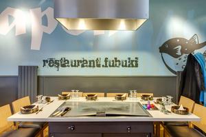 004 Fubuki restaurant japonais Lyon teppan Fubuki