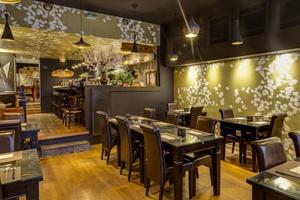 001 Gang Nam restaurant coreen japonais Lyon 2 salle Gang Nam