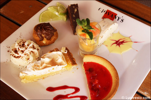desserts Giovany's Ristorante