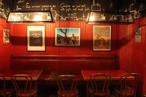 001 Gnome et Rhone restaurant bar cafe Lyon saxe gambetta salle Gnôme et Rhône