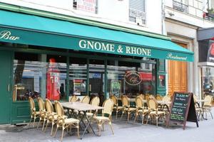 002 Gnome et Rhone restaurant bar cafe Lyon saxe gambetta terrasse Gnôme et Rhône
